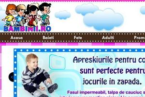 Magazin online incaltaminte copii