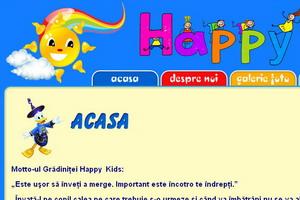 Gradinita in Ploiesti - HappyKids