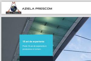 aziela-prescom.ro - cabluri tractiune