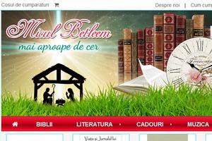 miculbetleem.ro - librarie crestina