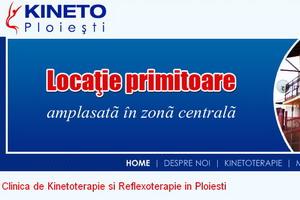 Kinetoterapie si reflexoterapie in Ploiesti
