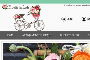 florarialois.ro - Florarie Ploiesti