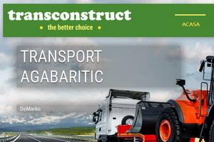 transconstruct.com.ro - Solutii transporturi